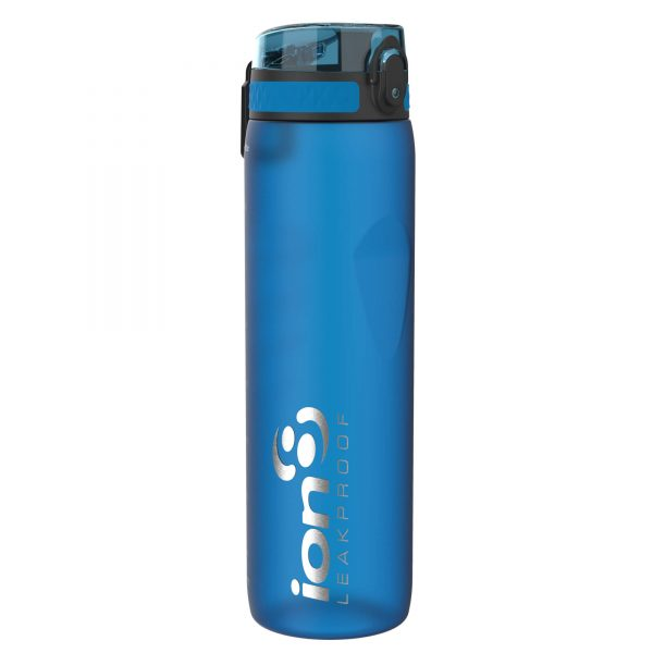 Ion8 Leak Proof Water Bottle 1000ml (5 Colours) | I81000FBLU