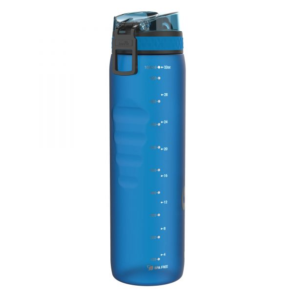 Ion8 Leak Proof Water Bottle 1000ml (5 Colours) | I81000FBLU_rear_pt05