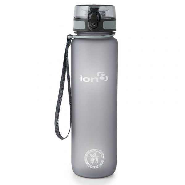 Ion8 Leak Proof Water Bottle 1000ml (4 Colours) | I81000GRE_front