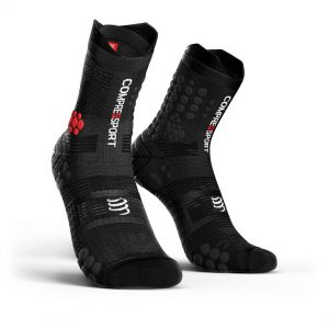 Compressport Racing Socks V3.0 Trail | Pro-trail_black