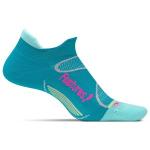 Feetures Elite Lite Cushion No-Show Tab (6 Colours) | S17-Elite-Light-Cushion-No-Show-Tab-Capri-Pink-Pop-1