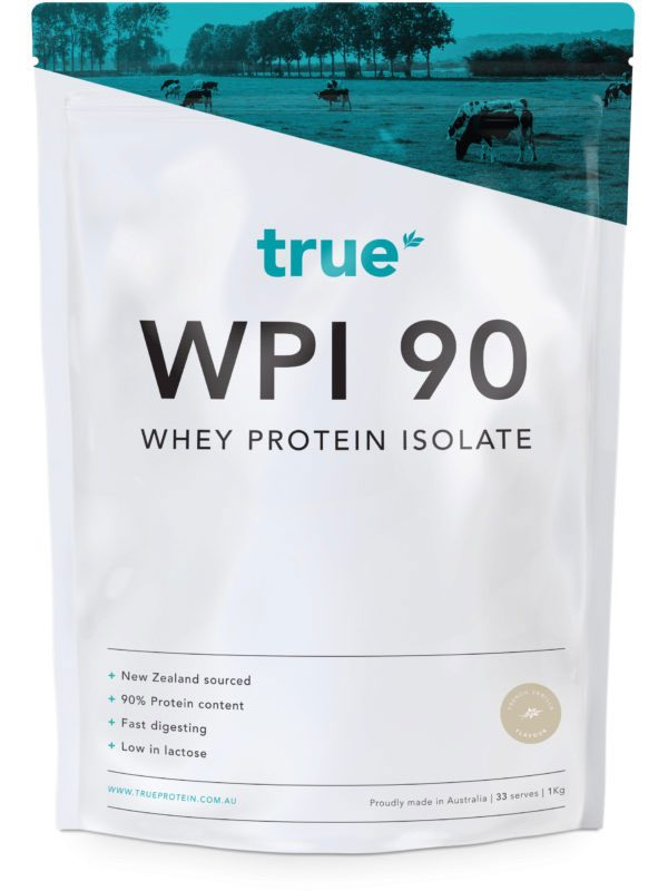 True Protein Whey Protein Isolate WPI 90 1kg | True_Protein_van