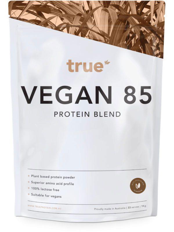 True Protein Vegan Protein Blend 85 1kg | True_Protein_veg_Choc