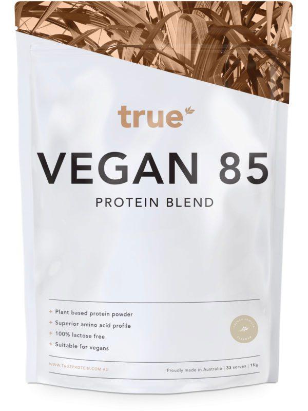True Protein Vegan Protein Blend 85 1kg | True_Protein_veg_van