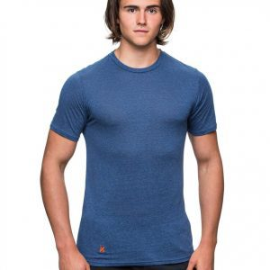 Kusaga The Greenest Tee Men | greenest_mens_blue