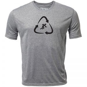 "Atayne ""Recycled Runner"" Men's Short Sleeve Hybrid Top 