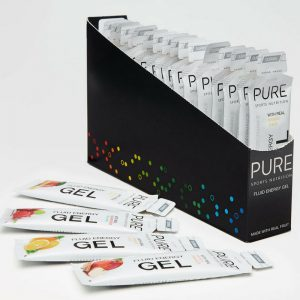 Pure Fluid Energy Gels (6 Flavours)