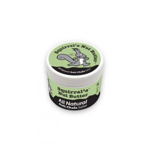 Squirrels Nut Butter All Natural Anti Chafe Salve