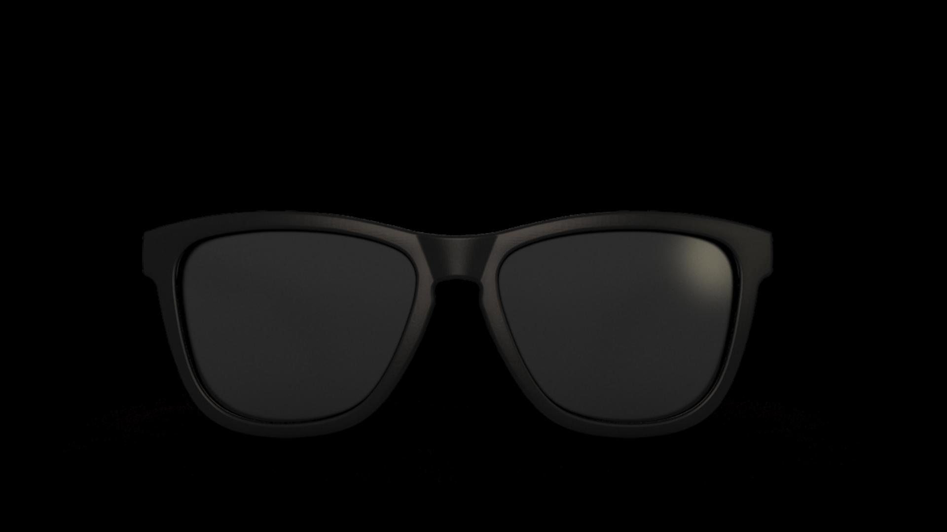 Goodr OG Running Sunglasses - A Ginger's Soul   A Ginger's Soul-(OG-BK-BK1) Front