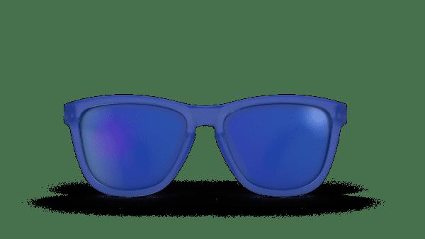 Goodr Sunglasses OG Blue Front
