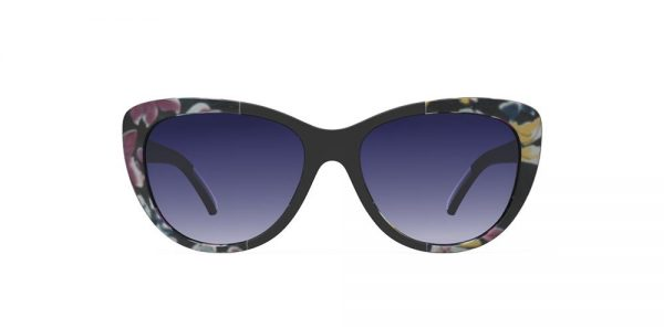 Goodr OG Running Sunglasses - Mick and Keith's Midnight Ramble | Flowers BangFront_1000x