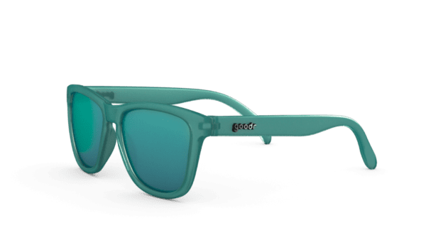 Goodr OG Running Sunglasses - Nessy's Midnight Orgy | Goodr Sunglasses OG Teal
