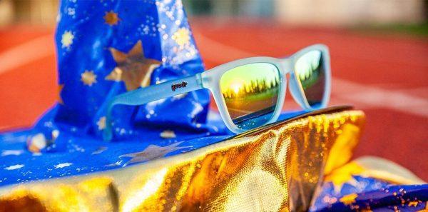 Goodr OG Running Sunglasses - Sunbathing with Wizards | wizards3