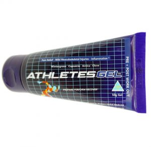 Athletes Gel Natural Pain Relief