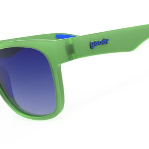 Goodr Sunglasses Green Blue