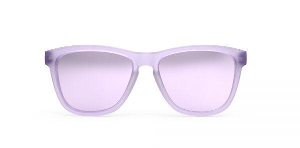 Goodr OG - Purple Drank Jelly Beans | Goodr Sunglasses Purple Front