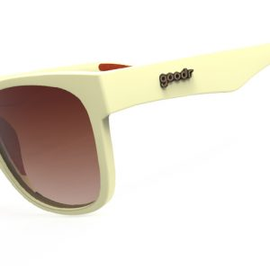 Goodr Sunglasses Cream