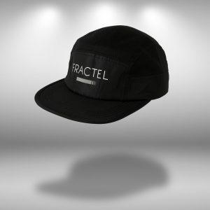 "FRACTEL ""JET"" Edition Hat (Black) | FRACTELBLACKHAT-2"