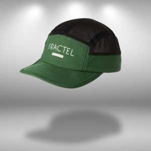 "FRACTEL ""ENVY"" Edition Hat (Green and Black) | FRACTELGREENHAT-2"