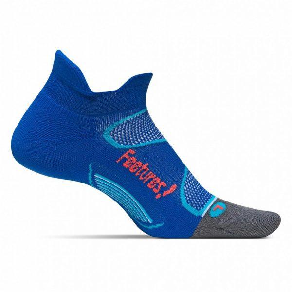 Feetures Elite Lite Cushion No-Show Tab (6 Colours) | Feetures Cobalt
