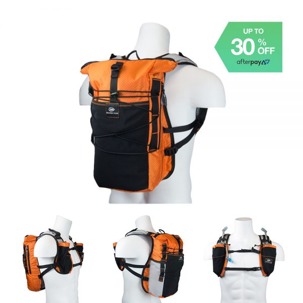 Orange Mud Endurance Pack 12l (Orange)