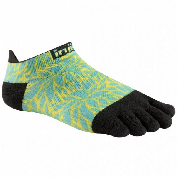 Injinji Run 2.0 Women's Specific Lightweight No-Show (5 Colours) | RUN_LW_No-Show_Fern_2048x
