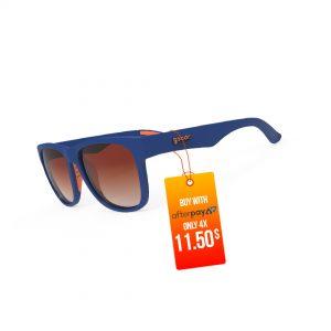 Goodr Beast BFG Sunglasses - Farmer Von's Triple Pump | Farmer-Vons-Triple-Pump