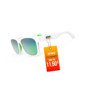 Goodr Beast BFG Sunglasses - Gangster AMRAPper | Gangster-AMRAPper