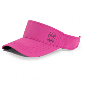 Dusty Trails Running Visor (3 Colours) | visor-pink