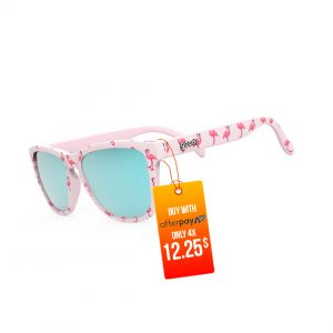 Goodr OG Running Sunglasses – Carl's Single & Ready to Flamingle | Goodr-OG-Running-Sunglasses-Carls-Single-&-Ready-to-Flamingle