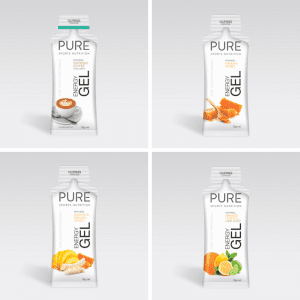 Pure Energy Gels (4 Flavours) | Pure Gels 1