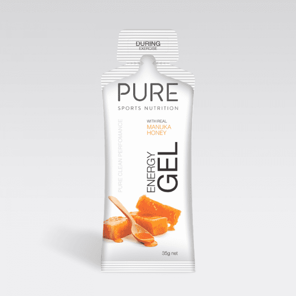 Pure Energy Gels (4 Flavours) | Pure Gels 2