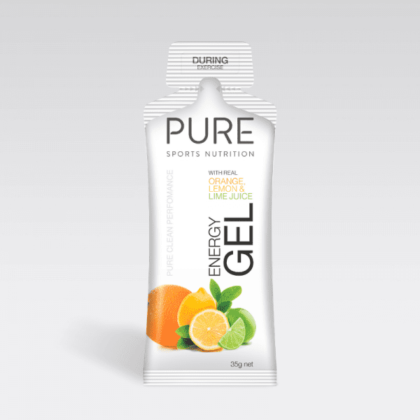 Pure Energy Gels (4 Flavours) | Pure Gels 3