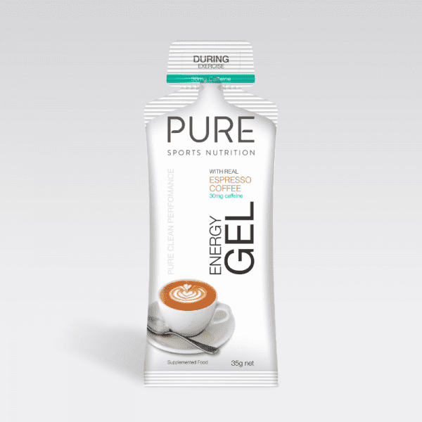 Pure Energy Gels (4 Flavours) | Pure Gels 4