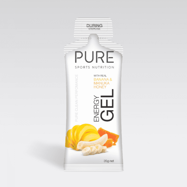 Pure Energy Gels (4 Flavours) | Pure Gels 5