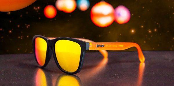 Goodr OG Running Sunglasses – Nocturnal Voyage of The Yellow Submarine | Uranus 3