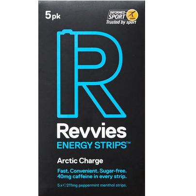 Revvies Energy Strips - Arctic Charge | Arctic