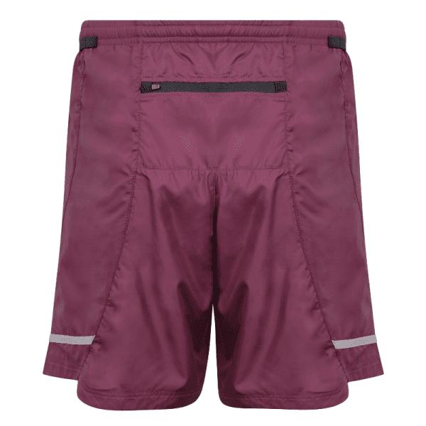 Evossi Hero Men's Running Shorts (3 Colours) | Maroon 2