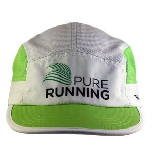 Pure Running x Fractel Limited Edition Hat | Front-Facing-PURE