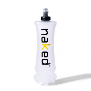 Naked Running Soft Flask - 350ml and 500ml | Naked