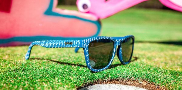 Goodr OG Running / Golf Sunglasses – Eagle, Birdie, Par, Flamingo!