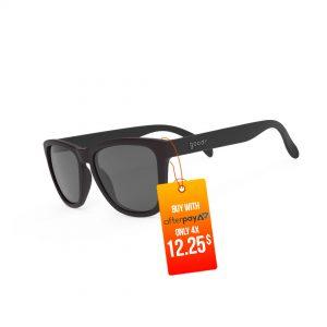 Goodr OG Running / Golf Sunglasses – Back 9 Blackout | Goodr-OG-Running-Golf-Sunglasses-Back-9-Blackout