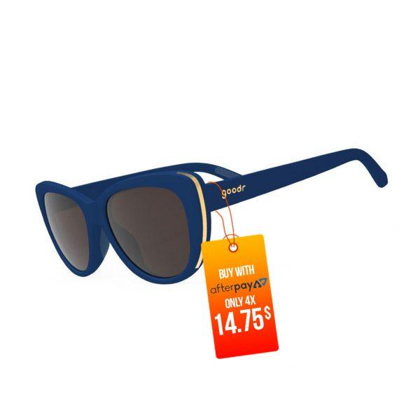 Goodr The Runways Running / Golf Sunglasses – Mind The Wage Gap Wedge