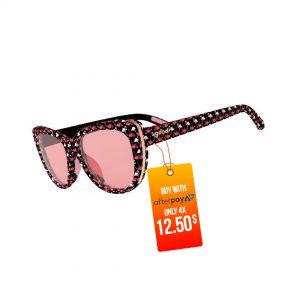 Goodr The Runways Running / Golf Sunglasses – Captain Ashley's Mulligan | Gopher-a-Flamingo