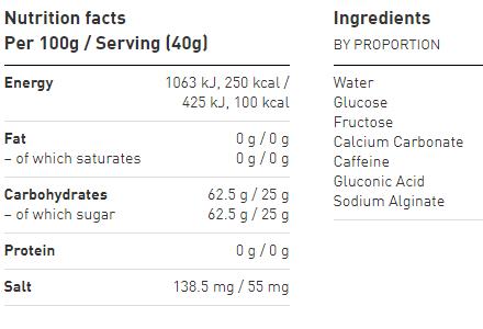 Maurten 100 Gel with Caffeine | Maurten3