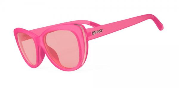 Goodr The Runways Running / Golf Sunglasses – Sand Trap Queen