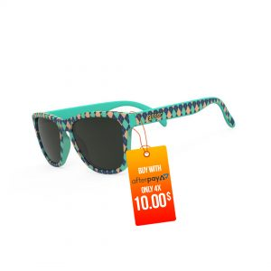 Goodr OG Running / Golf Sunglasses – Au Revoir, Gopher   weater-Vest-for-your-Face