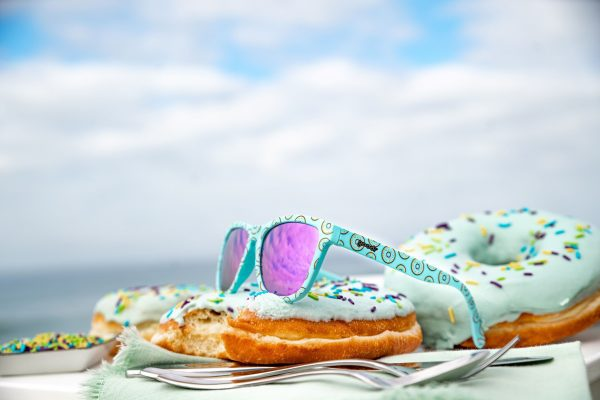 Goodr OG Running Sunglasses - Glazed and Confused | Donut Product