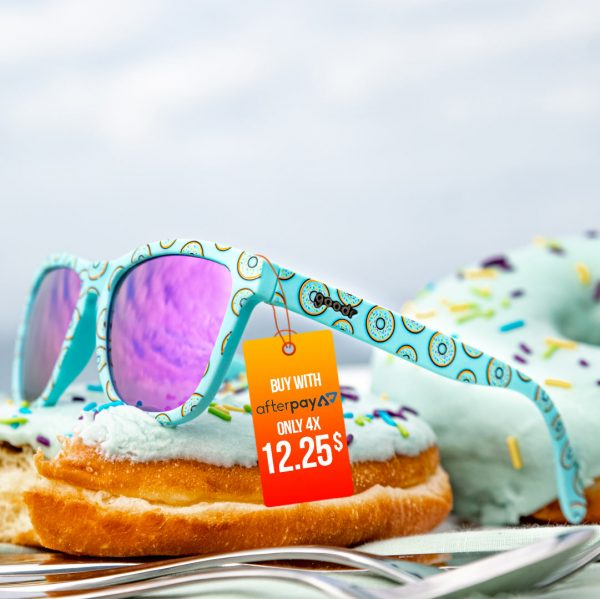 Goodr OG Running Sunglasses - Glazed and Confused | Goodr-OG-Running-Sunglasses-Glazed-and-Confused