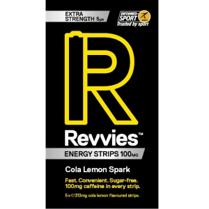 Revvies Energy Strips - Extra Strength Cola Lemon 100mg | Untitled